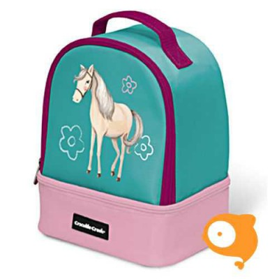 Crocodile Creek - Dubbeldekker lunchbox paard