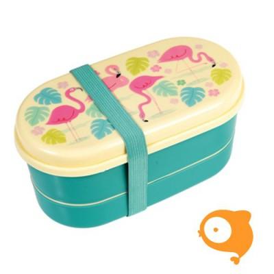 Rexinter - Bento box flamingo