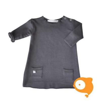 Bamboom - Dress LS grey