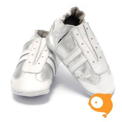 Baby Dutch - Slofjes jogger zilver