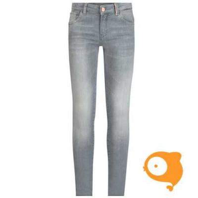 BOOF - Jeans impulse grey skinny fit power stretch