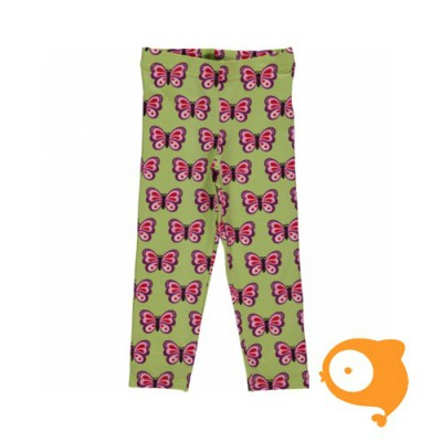 Maxomorra - Leggings cropped butterfly