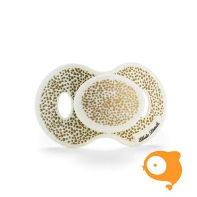 Elodie Details - Fopspeen mini 0-3m gold shimmer