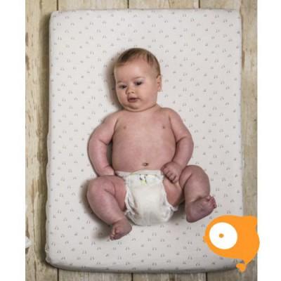 Baby Bites - Aankleedkussenhoes kippenpootjes