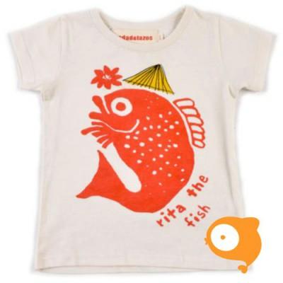 Nadadelazos - T-shirt fish