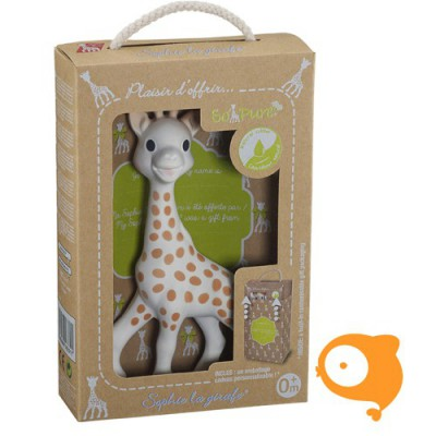 02Sophie la giraffe - Sophie la giraffe so pure