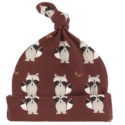 Pigeon - Geknoopte muts raccoon - spice