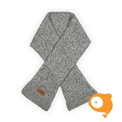 Jollein - Sjaal stonewashed knit grey