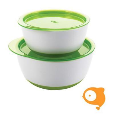 OXO tot - Kleine en grote kom - groen