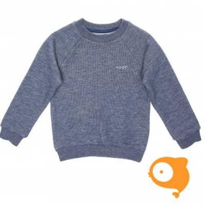 BOOF - Honey bee sweater woven melange
