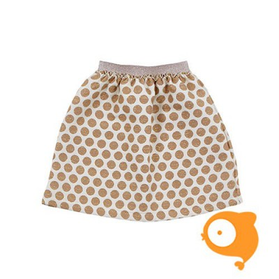 Iglo & Indi - Gold dot skirt