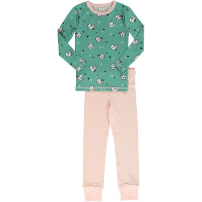 Maxomorra  - Pyjama Set LS Little sparrow
