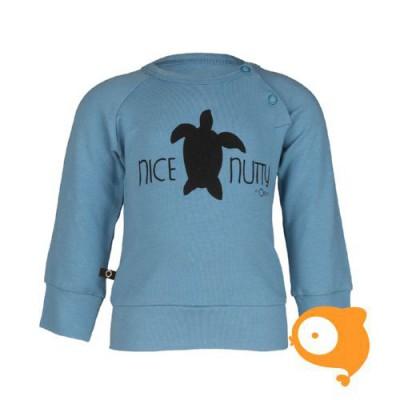 nOeser - Hilke jersey sweater tortoise ocean blue