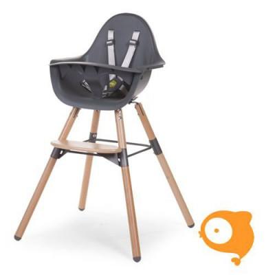 Childhome - Evolu 2 stoel set naturel/antraciet