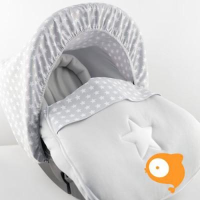 Baby Gi - Hoes autostoel maxicosi Little star