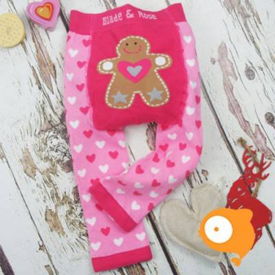 Blade&Rose - Legging pink gingerbread