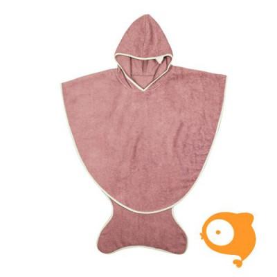Baby Bites - Poncho Pink