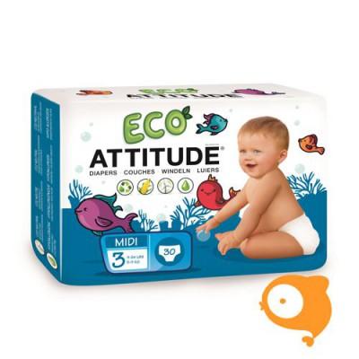 Attitude - Ecoluiers maat 3