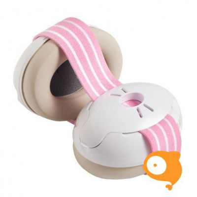 Alpine - Gehoorbescherming Muffy Baby roze