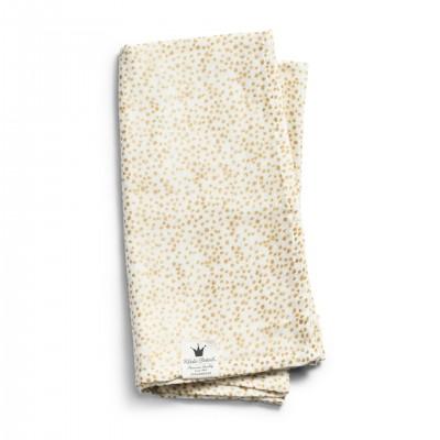 Elodie Details - Bamboe hydrofiele doek gold shimmer