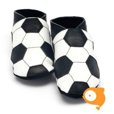 Baby Dutch - Slofjes voetbal