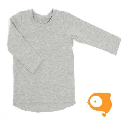 Little Black Pepper - Longsleeve grey