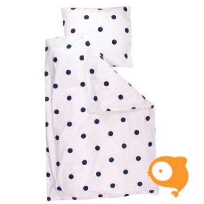 Fred's World - Dekbedovertrek dot (baby) 70x100cm