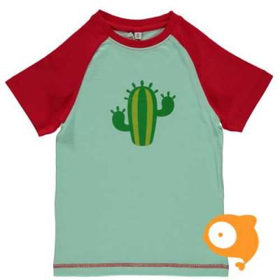 Maxomorra -  Top SS Print Cactus