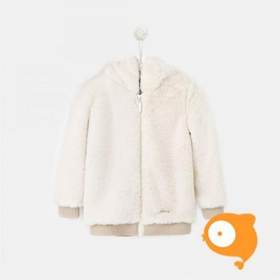 Conguitos - Jas fleece beige