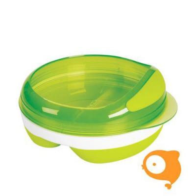 OXO tot - Voedingsbord met 2 vakjes - groen