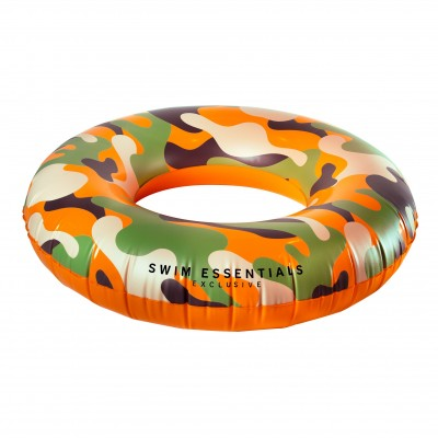 Swim essentials - zwemband groot camouflage
