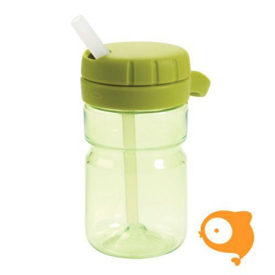 OXO tot - Twist top water bottle (350 ml) - groen