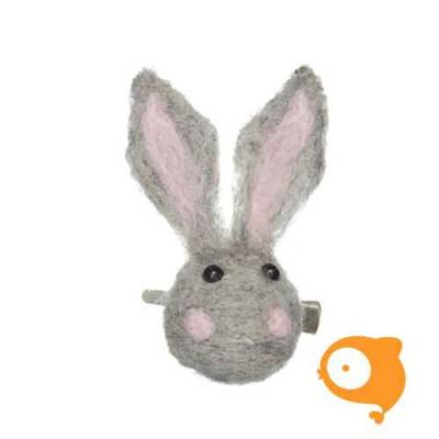 Mimi & Lula - Bunny pom pom salon clip