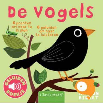 Clavis - Geluidenboekje 'De vogels'