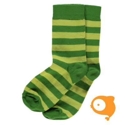 Maxomorra - Socks green/green