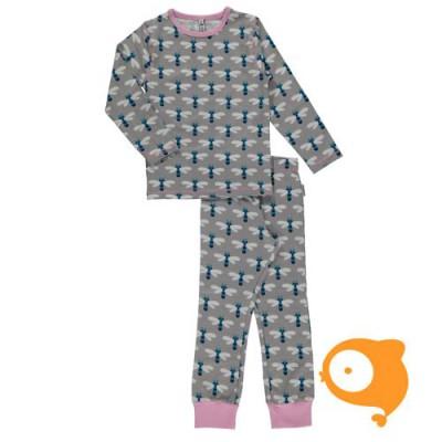 Maxomorra - Pyjama set LS Dragonfly