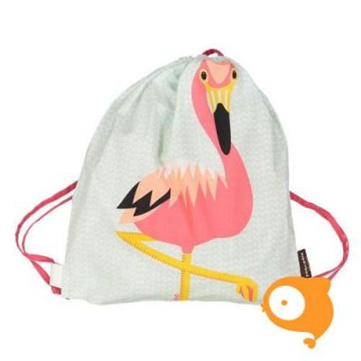 Coq en Pâte - Turn/Zwemrugzakje flamingo