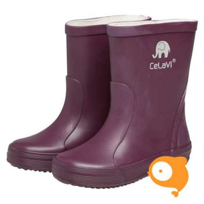 CeLaVi - Wellies laarsjes blackberry wine