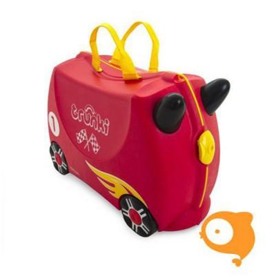 Trunki - Kinderkoffer ride-on Racewagen Rocco