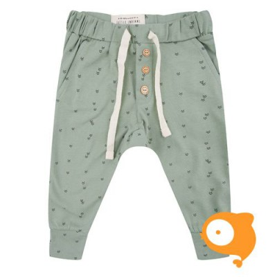Little Indians - Broekje small Arrow Soft green