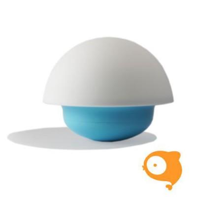 Flow - Nachtlampje paddenstoel blauw