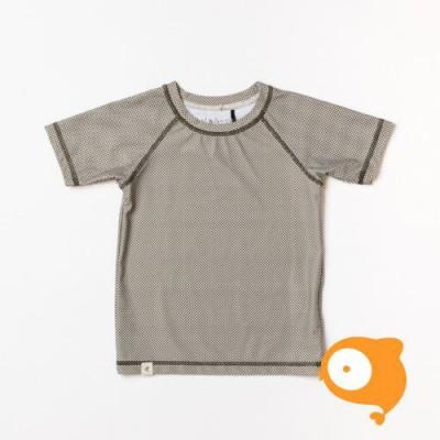 Albababy - Swim T-shirt gwen wren cubes UV50+