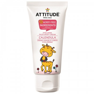 Attitude - Little Ones calendula creme