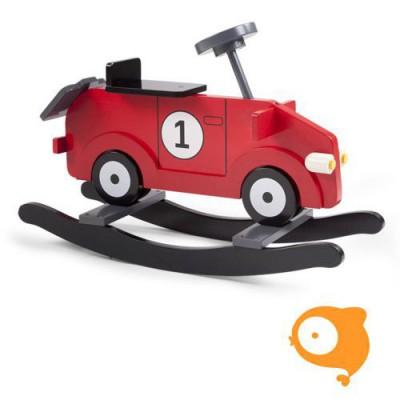 Childhome - Schommel auto rood