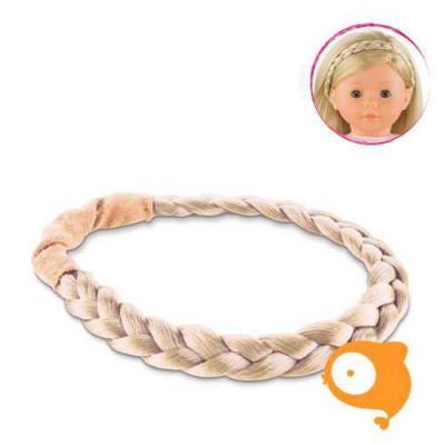 Corolle - Haarband voor pop 36cm blond DRY42