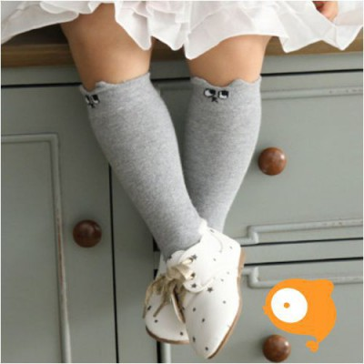 Mini Dressing - Kniekousen barney grey