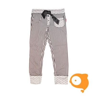 Claesen's - Pyjamabroek meisjes Ribbon/stripes