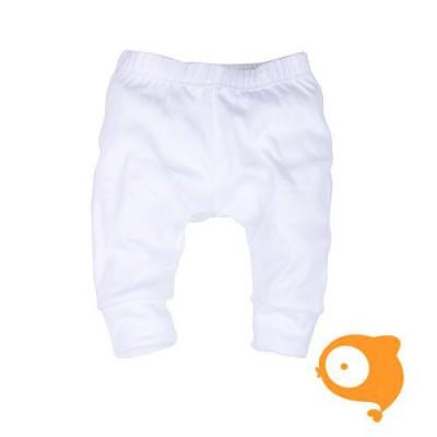 Claesen's - Newborn joggingbroekje wit
