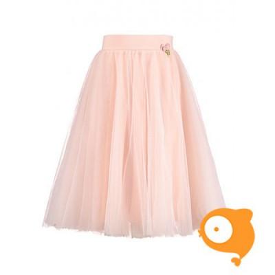Angels Face - Long ballet skirt blush pink