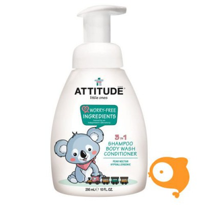 Attitude - Little Ones - 3 in 1 - Pear Nectar